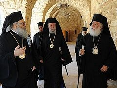 Primates of 4 ancient autocephalous Churches meet to discuss Ukrainian issue
