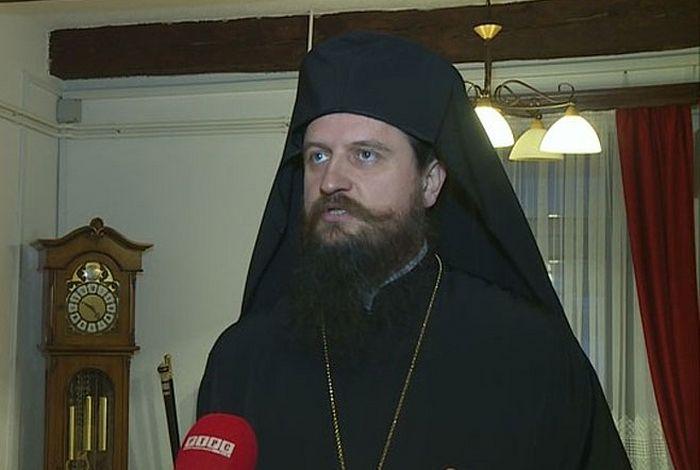 Епископ бихаћко-петровачки Сергије. Фото: РТРС