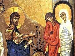 The Resurrection of Lazarus: Icons