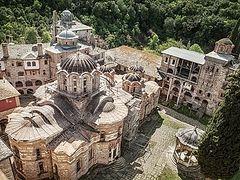 Serbian Athonite Hilandar Monastery categorically rejects Ukrainian schismatics
