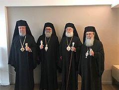 Предстоятели четырех древнейших Православных Церквей призвали к защите храмов УПЦ от захватов