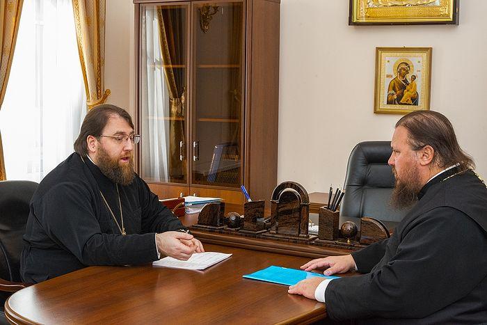 В Финансово-хозяйственном управлении обсудили вопросы восстановления Костромского кремля