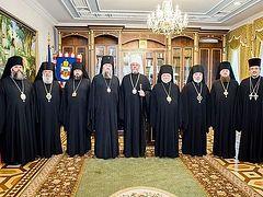 Синод Православной Церкви Молдовы заявил о глубокой обеспокоенности в связи с трагической ситуацией преследования духовенства и паствы Украинской Православной Церкви