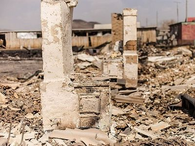 Церковь начала сбор помощи для пострадавших от пожаров в Забайкалье / Православие.Ru