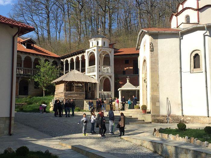 Draganac Monastery
