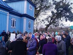 All parish communities of Rivne Diocese remain faithful to Ukrainian Church despite 14 church seizures