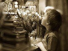 Домашнее богослужение в Великую субботу