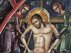 The Ladder of our Sins. Homily on Holy Thursday