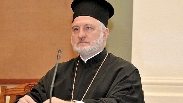 Митрополит Елпидифор. Фото: www.globallookpress.com