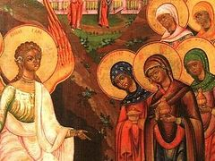 Christ Speaks By His Silence. Interpretation of the Gospel Readings for Holy Saturday