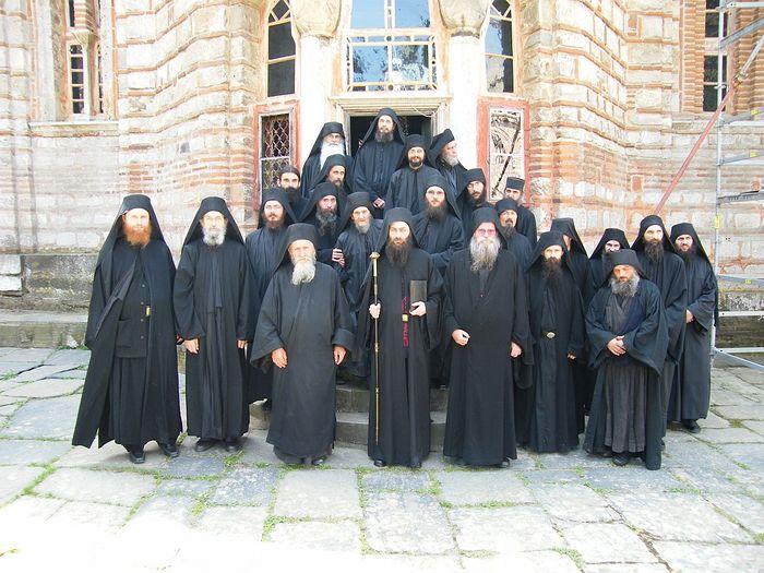 The brethren of Hilandar