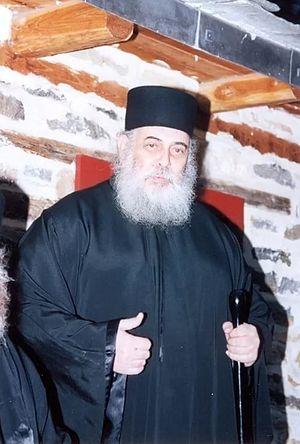 Старец Георгий (Капсанис)