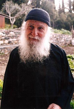 Elder Joseph of Vatopedi