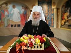 Paschal Encyclical of Patriarch Irenej and the Serbian Orthodox Church
