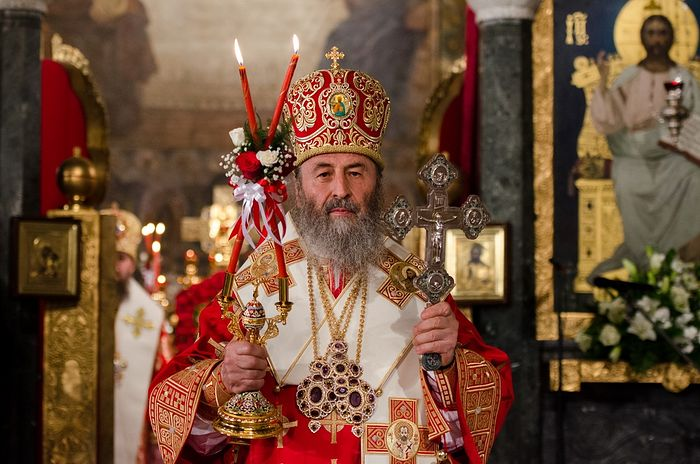 His Beatitude Metropolitan Onuphry of Kiev and All Ukraine. Photo: news.church.ua