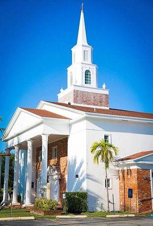 Храм блаженной Матроны Московской в Майами