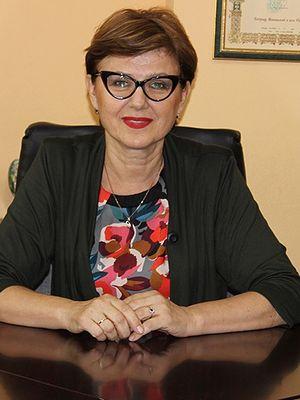 Министр культуры Тульской области Татьяна Рыбкина