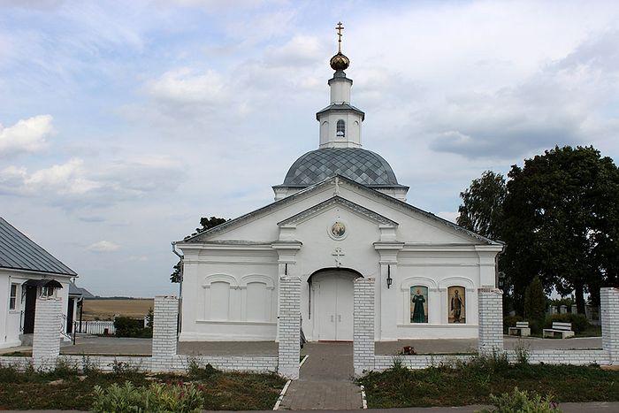 Храм Успения Пресвятой Богородицы. Лето 2018 год