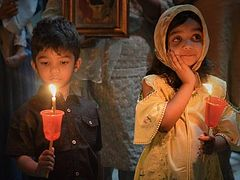 Orthodox faithful of Pakistan celebrate holy Pascha in Lahore and Islamabad (+ VIDEO)