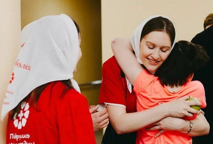 В Екатеринбурге продолжается Пасхальный благотворительный марафон