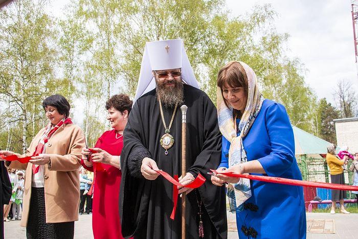 Церковь открыла приют для мам в Тамбовской области и два гуманитарных центра в Хабаровске и в Краснодарском крае