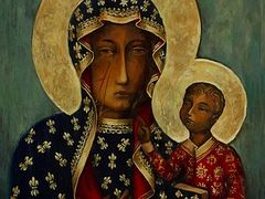 "Polish woman arrested for blaspheming famous ""Black Madonna"" icon"