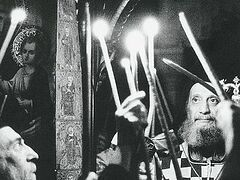 Elder Aimilianos of Simenopetra reposes in the Lord