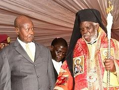 President of Uganda pledges $106,000 for Agia Sophia Orthodox cathedral, priests