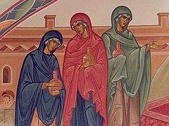 Mothers Day and Myrrhbearing Women