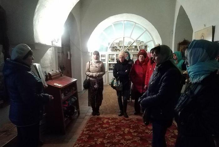 Экскурсия с Надеждой Леонидовной Сингатулловой