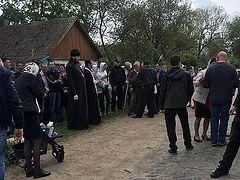 Сторонники ПЦУ продолжают захватывать храмы Ровенской епархии Украинской Православной Церкви