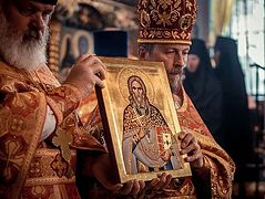 Hieromartyr Gregory Nikolsky glorified in Kuban