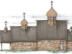 Antiochians building Russian-style missionary church, Byzantine-style cathedral in Salt Lake City
