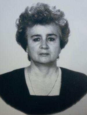 Нефтяник Кузьмина Нина Яковлевна