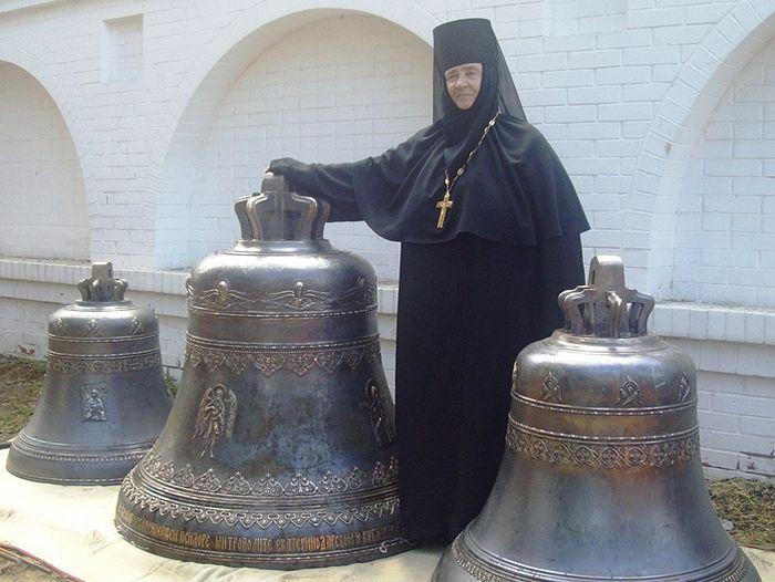 Шуваловские колокола для новой колокольни. 2013 г.