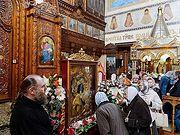 Чудотворная Феодоровская икона Божией Матери принесена в Караганду
