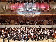 Завершился XVIII Московский Пасхальный фестиваль