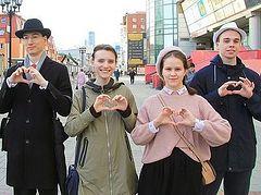 «Добавим сердечности и доброты»: в России стартовал флешмоб в поддержку собора святой Екатерины