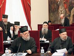 Serbian Church to reopen dialogue with Macedonian church; Constantinople reportedly to examine the issue as well