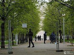 Мэр Екатеринбурга приостановил строительство храма святой Екатерины