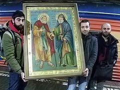 «Старец Гавриил с нашим Серафимом приехал»... (+ВИДЕО)