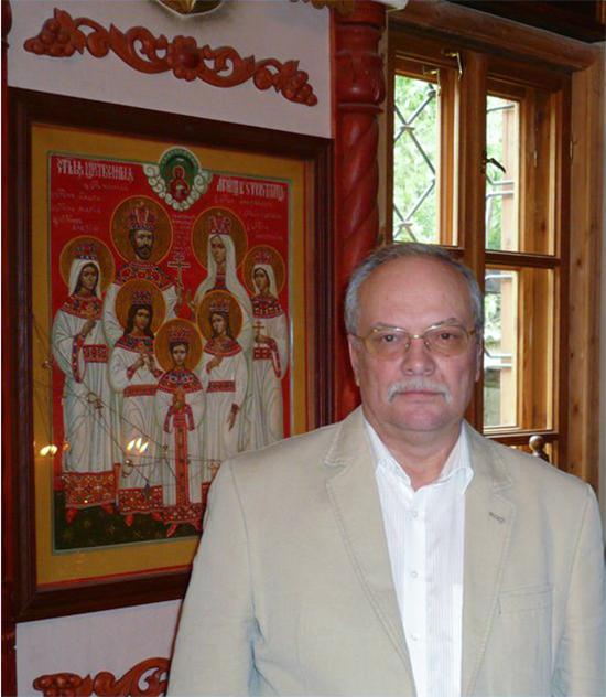 Александр Боханов