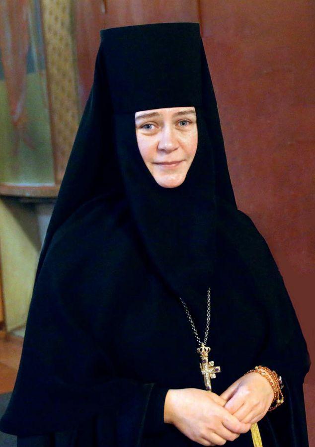 В Сретенском монастыре состоится встреча с игуменией Софией (Силиной)