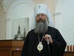 Митрополит Кирилл обратился к застройщикам с просьбой убрать забор