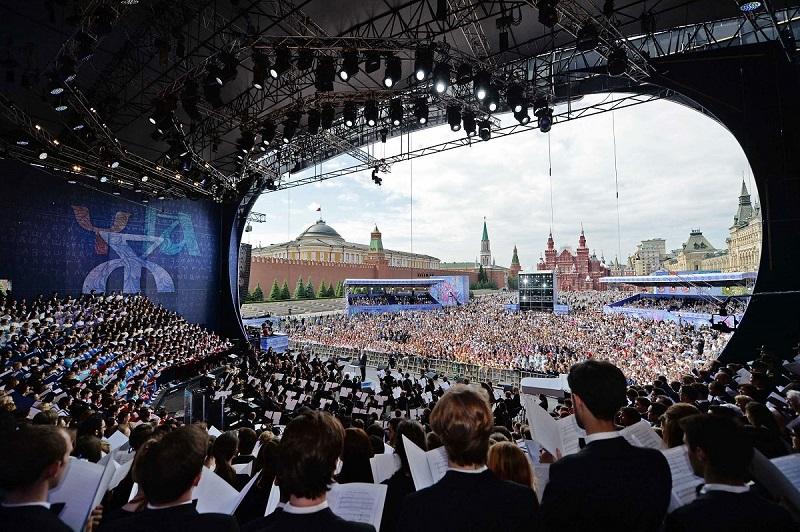 В Москве состоится праздничный концерт, посвященный Дню славянской письменности и культуры