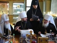 Ukrainian schismatics reportedly planning to consecrate archimandrite from Church of Greece as bishop