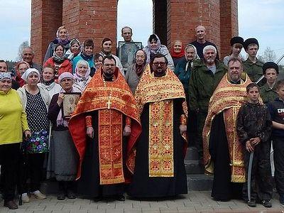 В Кемеровской епархии почтили память священнослужителей - жертв Гражданской войны.