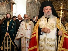 Archbishop of Cyprus: Any unilateral decision on Ukraine would harm the Church
