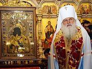 В Ташкент принесена чудотворная Феодоровская икона Божией Матери
