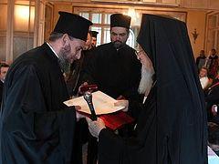 "Archimandrite Epiphanius (Dimitrou) to become first Greek ""bishop"" of Ukrainian schismatic church"